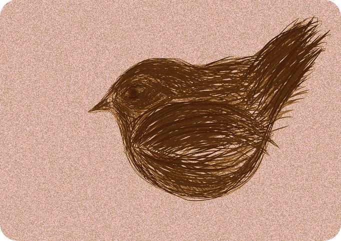 Picassa procreate bird (682x482)